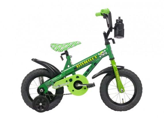 Hva er riktig størrelse på barnesykkelen