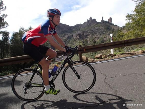 6 fine racerturer på Gran Canaria