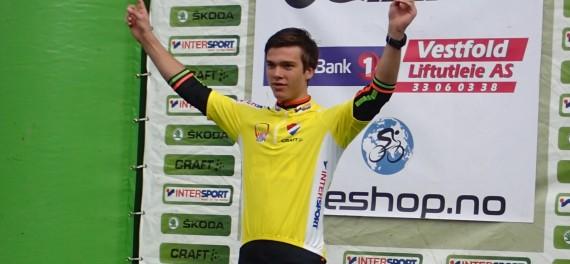 Torjus overtar ledertrøya i Norges cupen