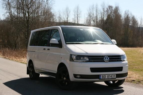 Volkswagen Multivan 4-motion selges