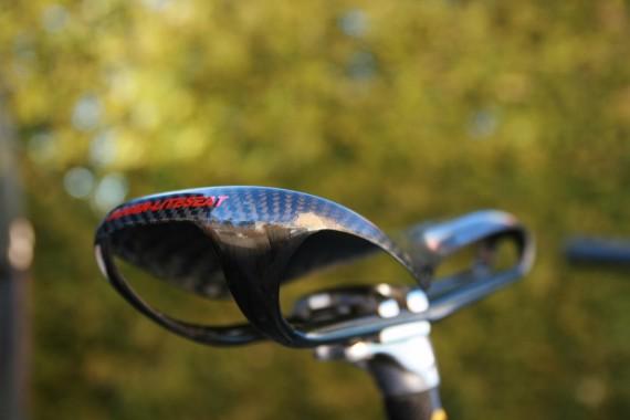 Jaeger Liteseat – utradisjonelt og komfortabelt karbonsete med fleks