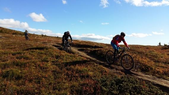 Alle toppers tur på Nordseter-Øyer