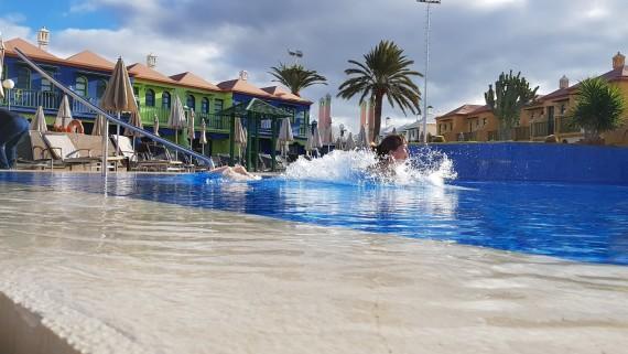Sykkel- og badeferie på Gran Canaria