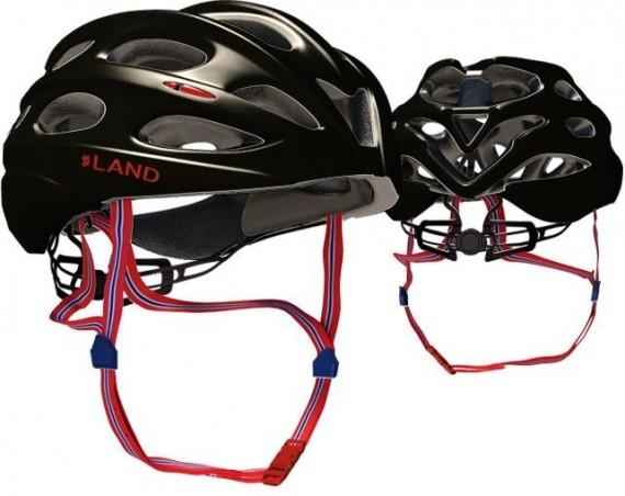 Riktig hjelm kan redde livet ditt