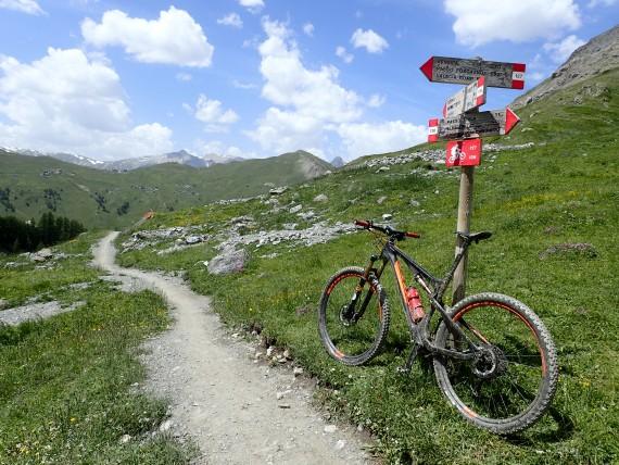 Livigno i Italia – 14 turer i terrengsykkelparadis