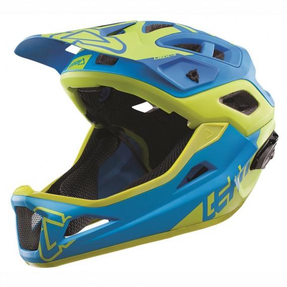 LEATT DBX 3.0 enduro er to hjelmer i ett